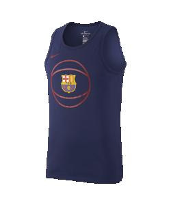 Nike | Баскетбольная Майка Fc Barcelona Crest