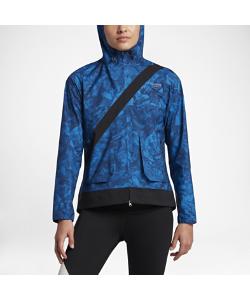 Nike | Женская Беговая Куртка Nikelab Gyakusou Camo Leaf