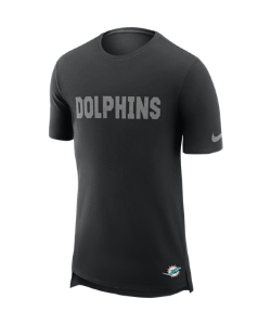 Nike | Футболка Enzyme Droptail Nfl Dolphins