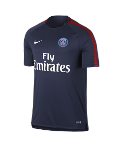 Nike | Игровая Футболка Paris Saint-Germain Breathe Squad