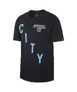 Nike | Мужская Футболка Manchester City Fc Squad