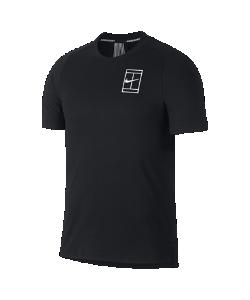 Nike | Теннисная Футболка С Коротким Рукавом Nikecourt Breathe