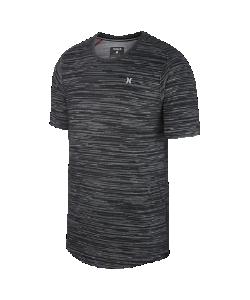 Nike | Футболка Hurley Dri-Fit Digi Stripe Crew
