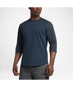 Nike | Мужская Футболка С Рукавом 3/4 Jordan 23 True Elephant Print Raglan