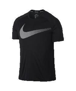 Nike | Беговая Футболка С Коротким Рукавом Dry