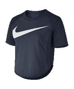 Nike | Укороченная Футболка Sportswear Mesh