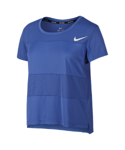 Nike | Женская Беговая Футболка С Коротким Рукавом Dry City