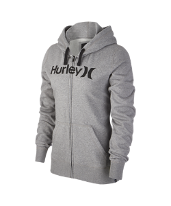 Nike | Худи С Полноразмерной Молнией Hurley One And Only Fleece