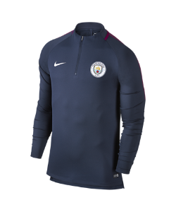 Nike | Игровая Футболка Manchester City Fc Dry Squad Drill