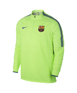 Nike | Игровая Футболка Shield Strike Drill Fc Barcelona