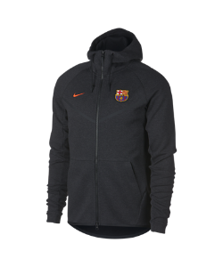 Nike | Куртка Fc Barcelona Tech Fleece Windrunner