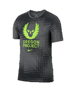 Nike | Беговая Футболка Dry Oregon Project