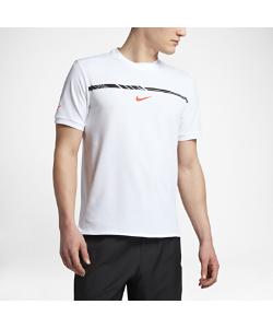 Nike | Футболка С Коротким Рукавом Court Aeroreact Rafa Challenger
