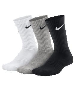 Nike | Носки Для Школьников Performance Crew 3 Пары