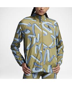 Nike | Женская Куртка С Принтом Lab Essentials Ribbon