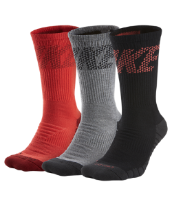 Nike | Носки Для Тренинга Dry Cushion Crew 3 Пары