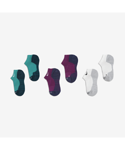 Nike | Носки Для Школьников Dry Cushion Crew No-Show 3 Пары