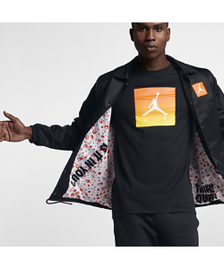 Nike | Куртка Jordan Sportswear Like Mike Coaches