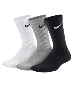 Nike | Детские Носки Performance Crew 3 Пары