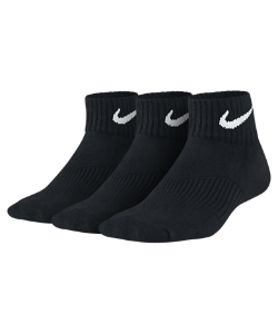 Nike | Детские Носки Performance Cushion Quarter 3 Пары