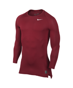Nike | Футболка Pro Cool Compression Long-Sleeve