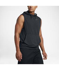 Nike | Мужская Худи Для Тренинга Fleece Pullover Sleeveless