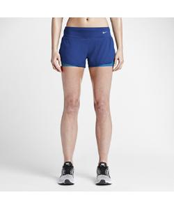 Nike | Шорты Для Бега Rival Jacquard 2-In-1 75 См