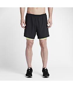Nike | Шорты Для Бега Phenom 2-In-1 125 См