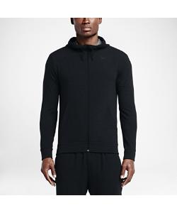 Nike | Мужская Тренировочная Худи Dri-Fit Fleece Full-Zip