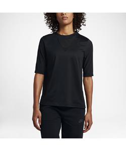 Nike | Женская Футболка С Рукавом До Локтя Sportswear Bonded