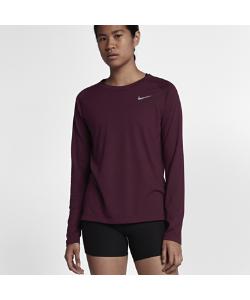 Nike | Беговая Футболка С Длинным Рукавом Tailwind