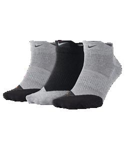 Nike | Мужские Носки Для Тренинга Dri-Fit Lightweight Low-Quarter 3 Пары