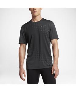 Nike | Мужская Беговая Футболка С Коротким Рукавом Zonal Cooling Relay Graphic