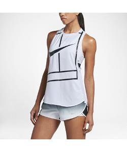 Nike | Женская Теннисная Майка Court