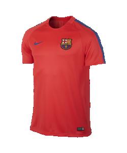 Nike | Мужская Игровая Футболка Fc Barcelona Dry Squad