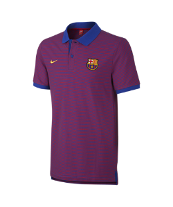 Nike | Мужская Поло Fc Barcelona Authentic Grand Slam Slim