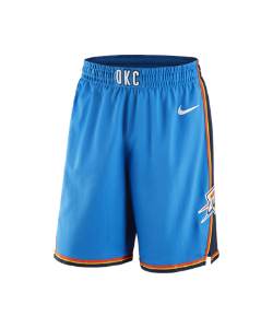 Nike | Шорты Нба Oklahoma City Thunder Icon Edition Authentic