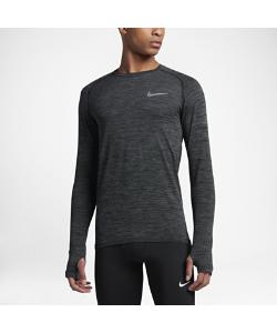 Nike | Мужская Беговая Футболка С Длинным Рукавом Dry Knit