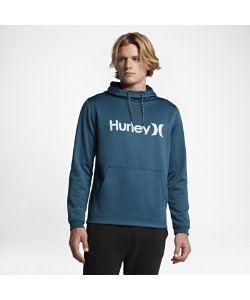 Nike | Флисовая Худи Hurley Therma Protect Pullover