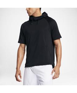 Nike | Мужская Худи Для Тренинга С Коротким Рукавом Dry