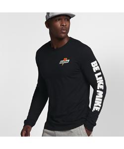 Nike | Футболка С Длинным Рукавом Jordan Sportswear Be Like Mike