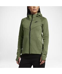 Nike | Женская Худи С Полноразмерной Молнией Sportswear Tech Fleece