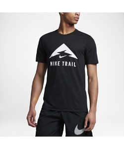 Nike | Беговая Футболка Dry