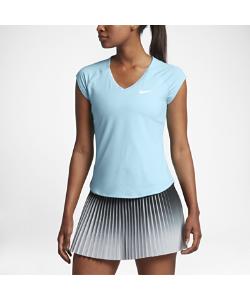 Nike | Женская Теннисная Футболка Court Pure