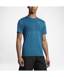 Nike | Мужская Беговая Футболка С Коротким Рукавом Zonal Cooling Relay