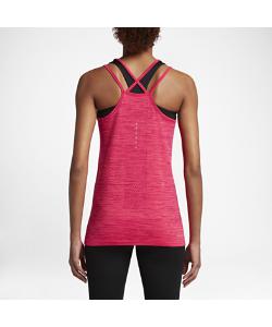 Nike | Женская Беговая Майка Dry Knit