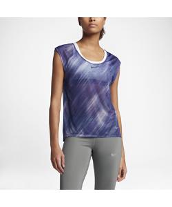 Nike | Женская Беговая Футболка С Коротким Рукавом Breathe