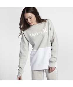 Nike | Флисовая Рубашка С Длинным Рукавом Hurley One And Only Blocked