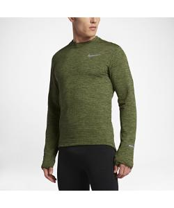 Nike | Мужская Футболка Для Бега С Длинным Рукавом Therma Sphere Element