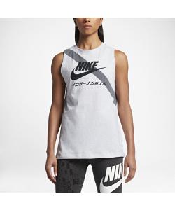Nike | Женская Майка International